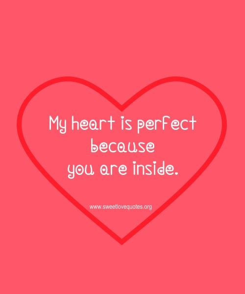Love Sweet Quotes For Him: Love Quotes, Sweet Love