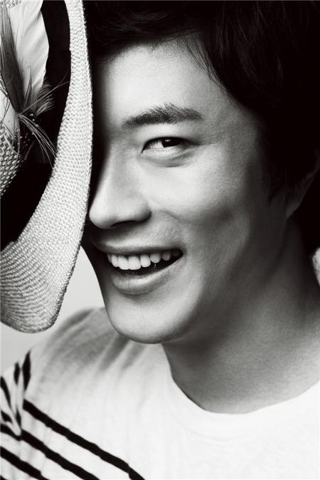 Kwon Sang Woo...whoever you are, love.