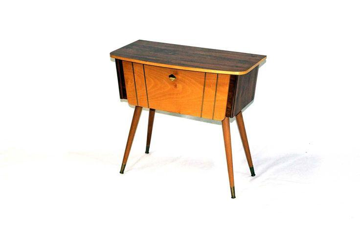 50's cabinet, mini dresser