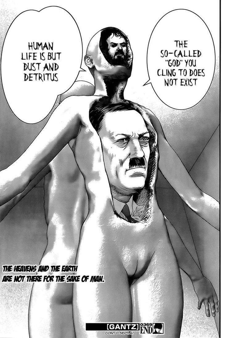 Hiroya Oku: Gantz!