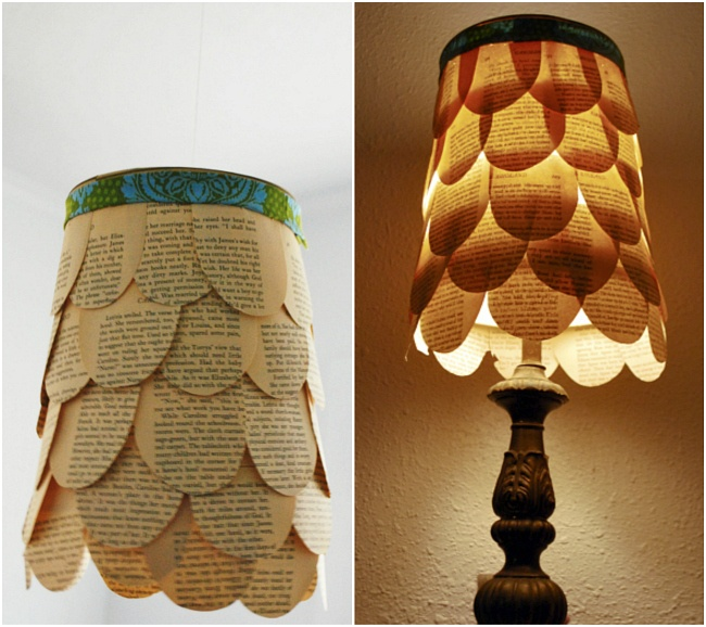 120 best restore diy lighting images on pinterest creative decor hanging paper lamp shade mozeypictures Images