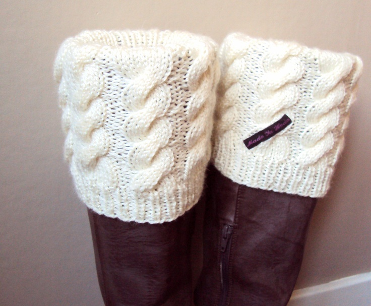 Knitted Cuff Crafthubs