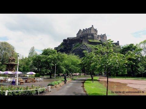 Edinburgh - Walking Tour (with Ruby Princess)