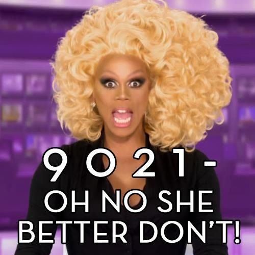 If you don't love rupaul then I don't love you