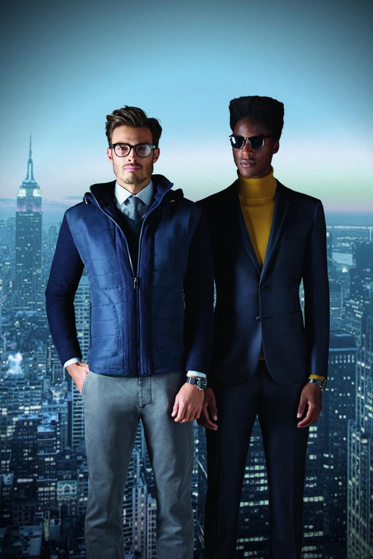 L'urbanisme et le design issus des 60's influencent ce vestiaire pour mieux le renouveler. http://www.izac.fr/fr/pret-a-porter-homme/architektur.html #men #fashion #izacparis