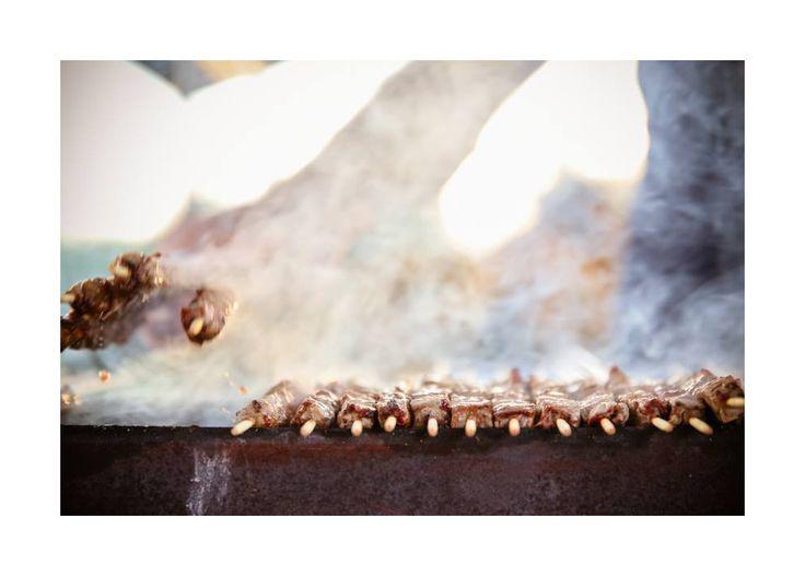 © Mauro Cantoro, #abruzzo #arrosticini #food
