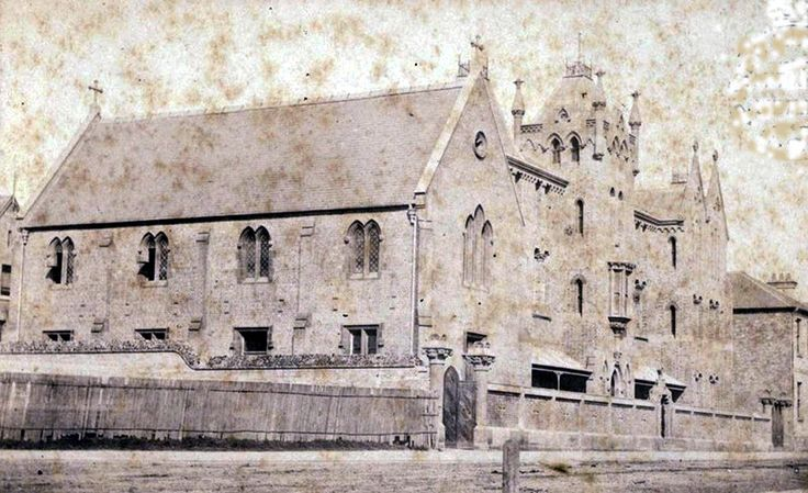 Convent of the Sisters of the Good Samaritan, Cleveland St. Redfern. 1880