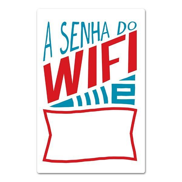 Placa Wifi A senha é