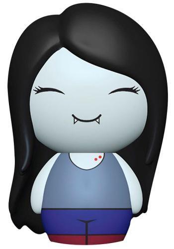 Statuetta da collezione Marceline di Adventure Time. La collezione Dorbz del brand Funko è caratterizzata da personaggi leggermente più piccoli e tondeggianti (dalla testa ai piedi) rispetto a quelli della Pop!.
