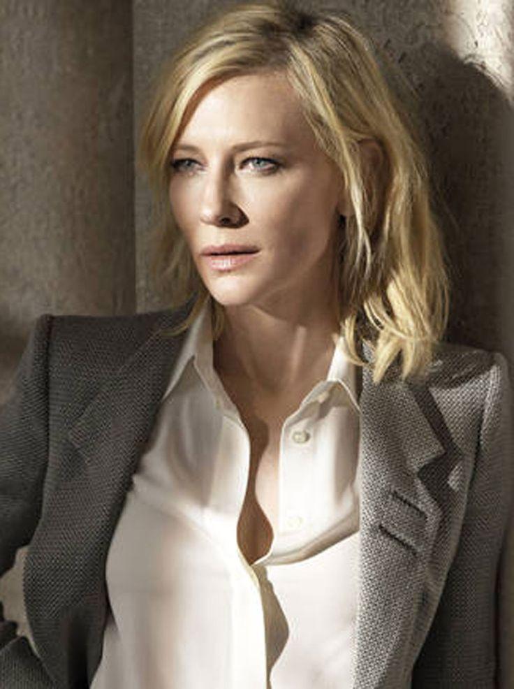Cate Blanchett évoque l'adoption de sa fille, Edith                                                                                                                                                                                 Plus