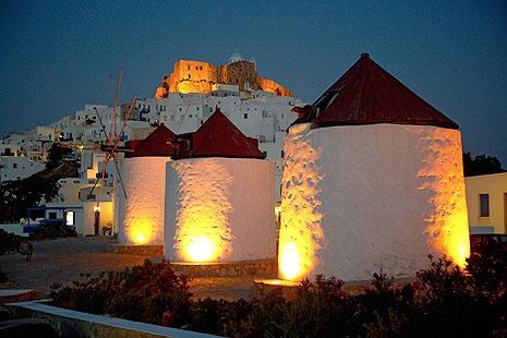 Astipalea island, Greece