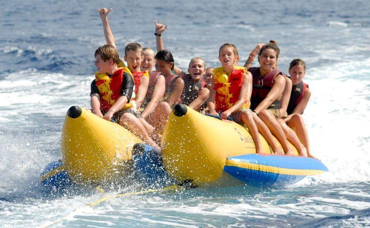 Destin Harbor Banana Boat Rides Tripshock Outdoor Adventure Activities Destin Outdoor Adventure