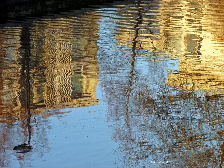 Autumn 2017_ reflection by Aili Alaiso