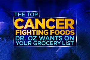 Dr Oz Grocery List Cancer Fighting Foods
