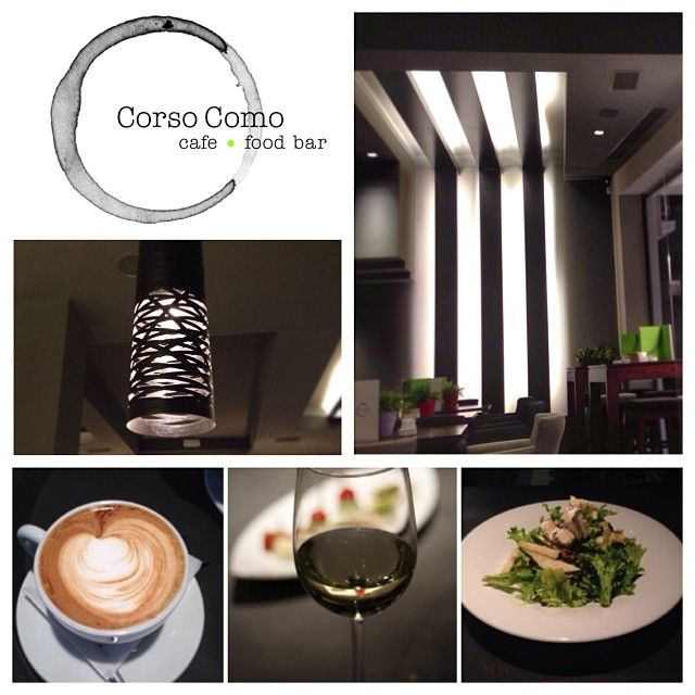 Corso Como  Cafe • Food Bar