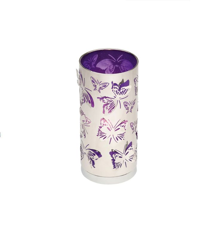 Butterfly Touch Lamp Mercator, $64.95