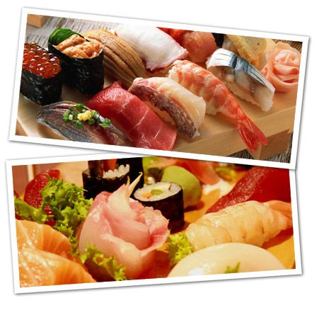 Kame Japanese Fine Cuisine, Editors' Choice, Best Sushi