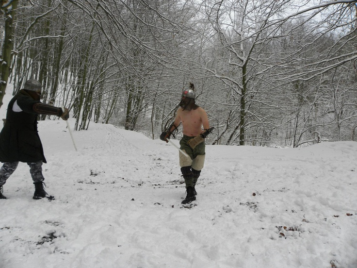 """Trening Oliwskiej Drużyny Najemnej Inogici / #Training of """"Oliwska Drużyna Najemna """"Inogici"""""""