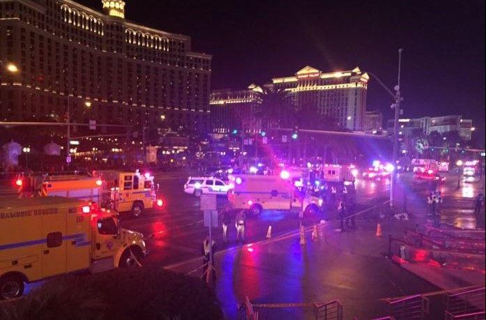 Ένας νεκρός και 14 τραυματίες από το τροχαίο στο Λας Βέγκας
