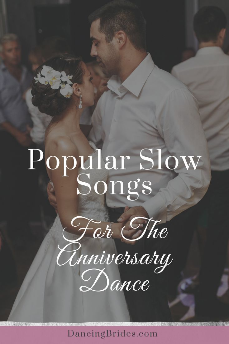 Anniversary Dance Songs For Weddings That Stand The Test Of Time