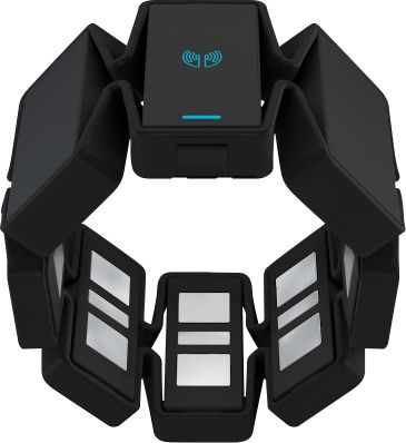 Myo - Gesture control armband by Thalmic Labs