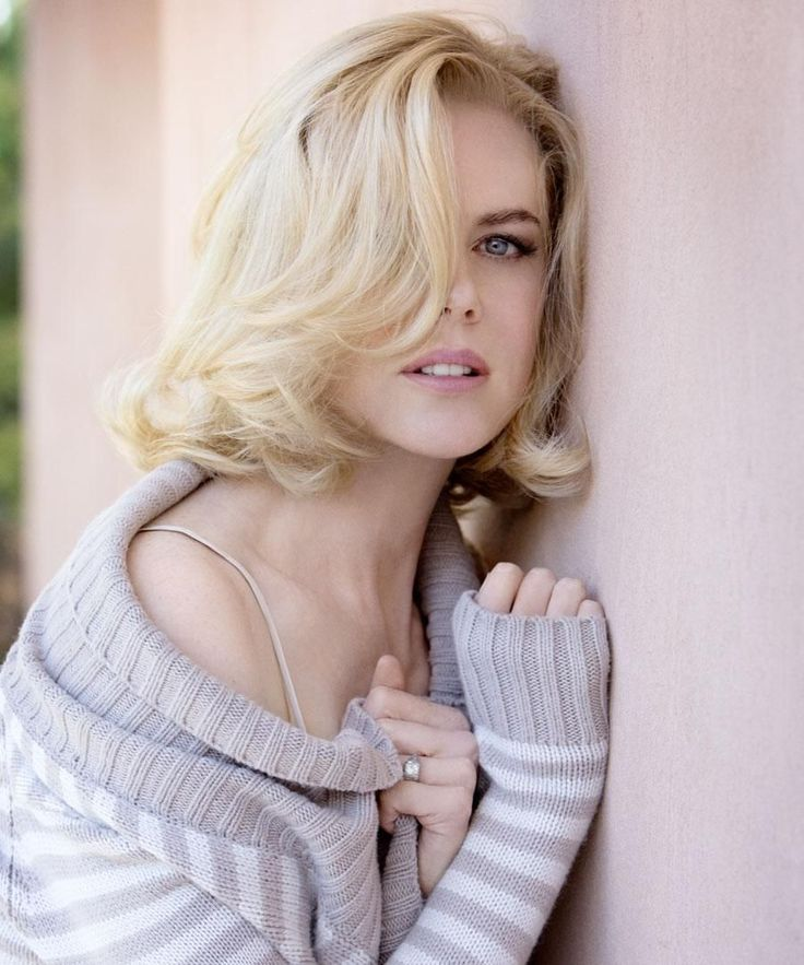 Nicole Kidman -  short hair cut idea