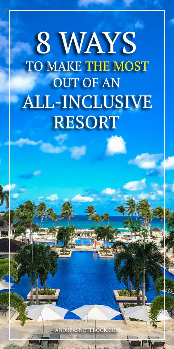 All Inclusive Christmas Vacation Packages