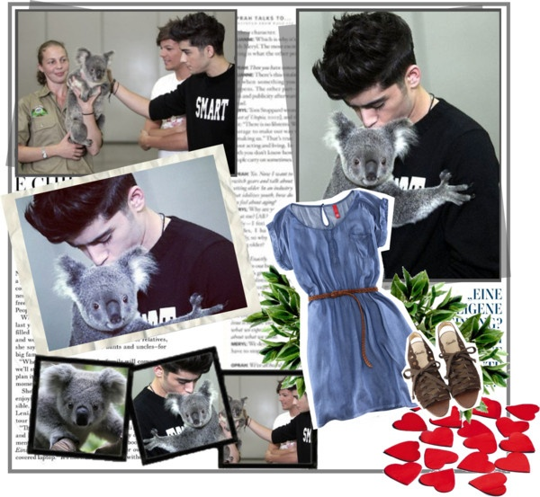 """Zoo with Zayn Mlik"" by cotid ❤ liked on Polyvore"