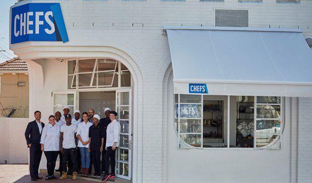 Chefs Restaurant and Kitchen in Gardens Cape Town