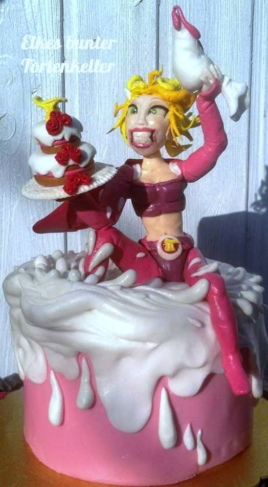 Torterella Superwomen Cake