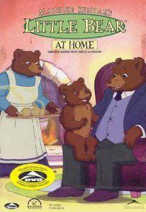 Two surprising reasons I love the Little Bear DVDs based on Maurice Sendak's books