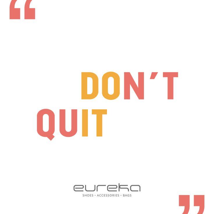 Be an Eureka Lover forever <3 #eurekashoes #eurekashoes #inspiration #ss16