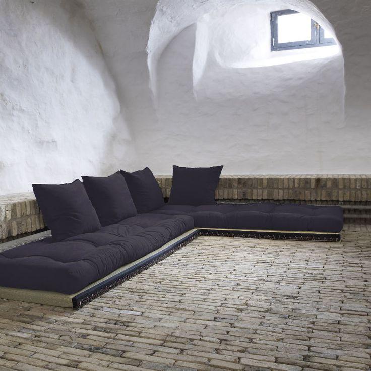 oltre 25 fantastiche idee su letto futon su pinterest | camera da ... - I Migliori Divano Letto Matrimoniale