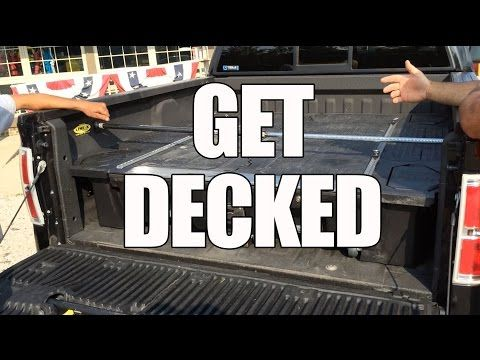 DECKED Truck Bed Organizer - Review - YouTube