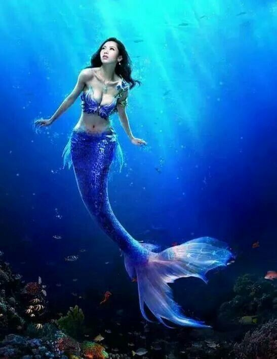 I'm Mermaid...  =)