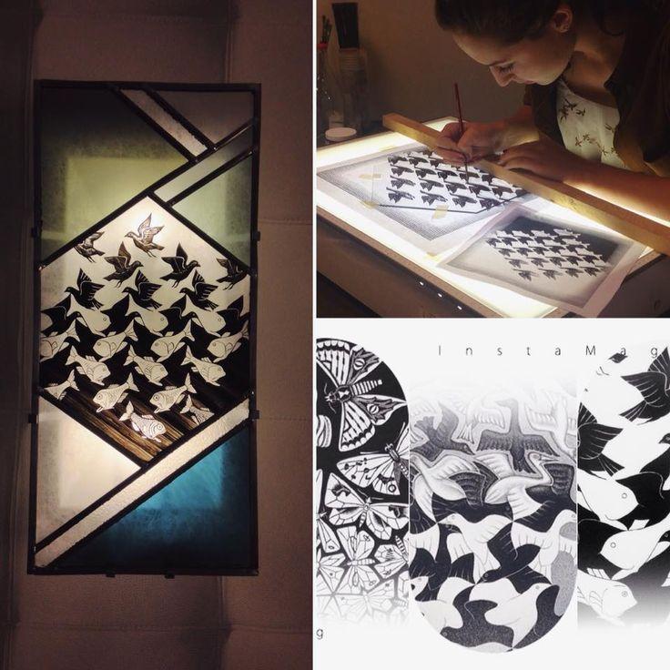 9 besten Tessellation Bilder auf Pinterest | Kunstunterricht, Schule ...