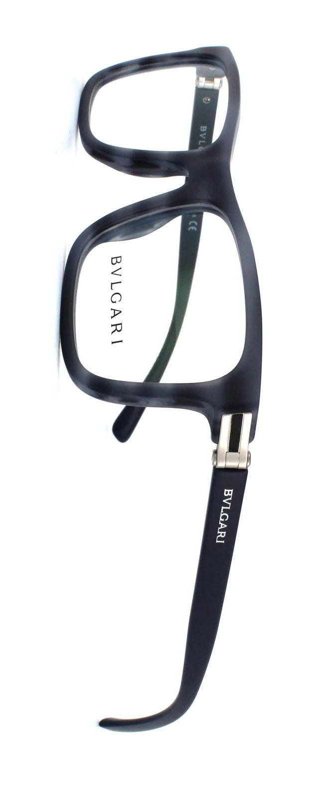 Bvlgari 3029 rectangular prescription glasses for men | EyeWearThese | #bvlgari #bulgari #eyewear #optical