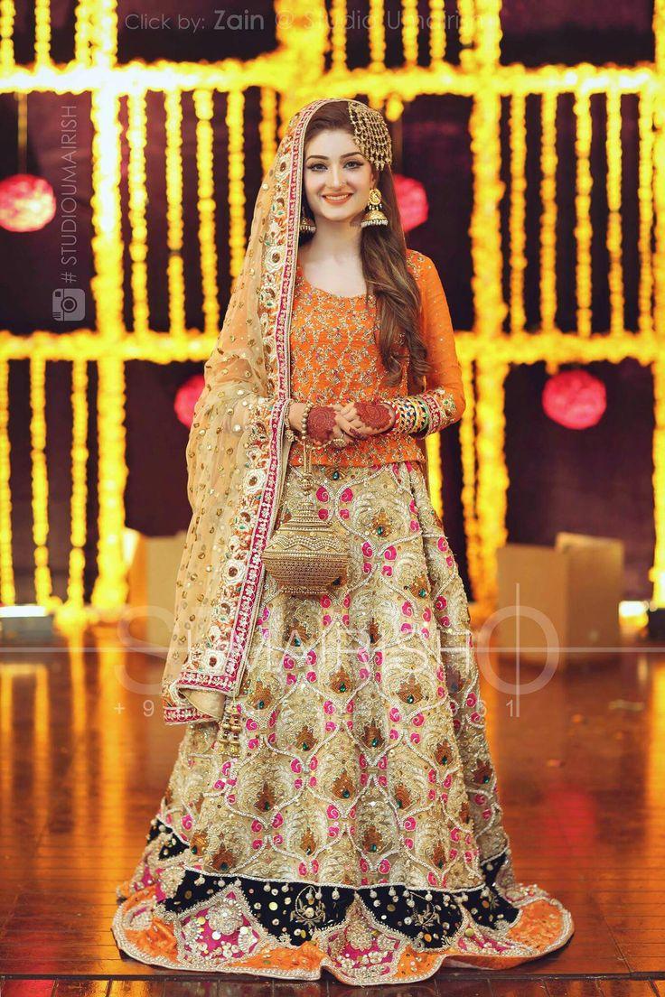 NN design. Visit fb page Pakistani mehndi dress