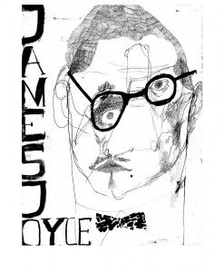 James Joyce / Daniel Egneus