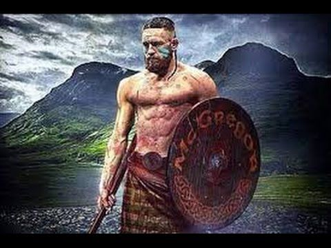 Conor McGregor THE CELTIC WARRIOR