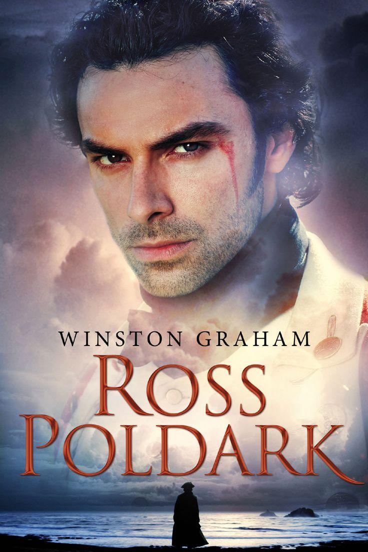 Ross Poldark (Dziedzictwo rodu Poldarków, część 1) - Winston Graham. Wyd. Czarna Owca, 2016. Przeł. Tomasz Wyżyński.