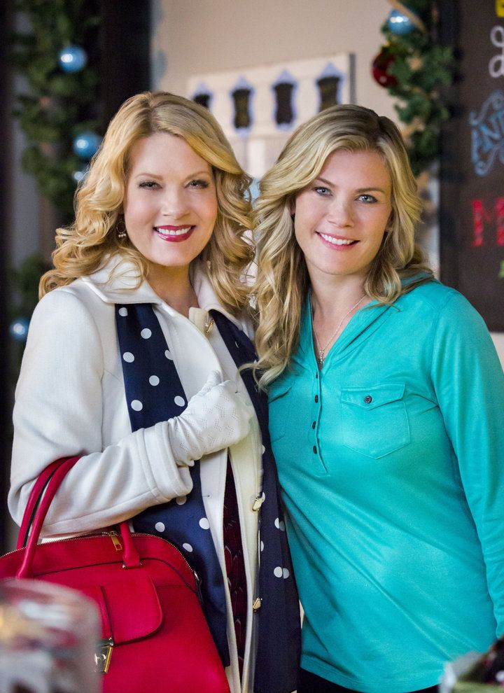 Murder She Baked movie series with BARBARA NIVEN and ALISON SWEENEY