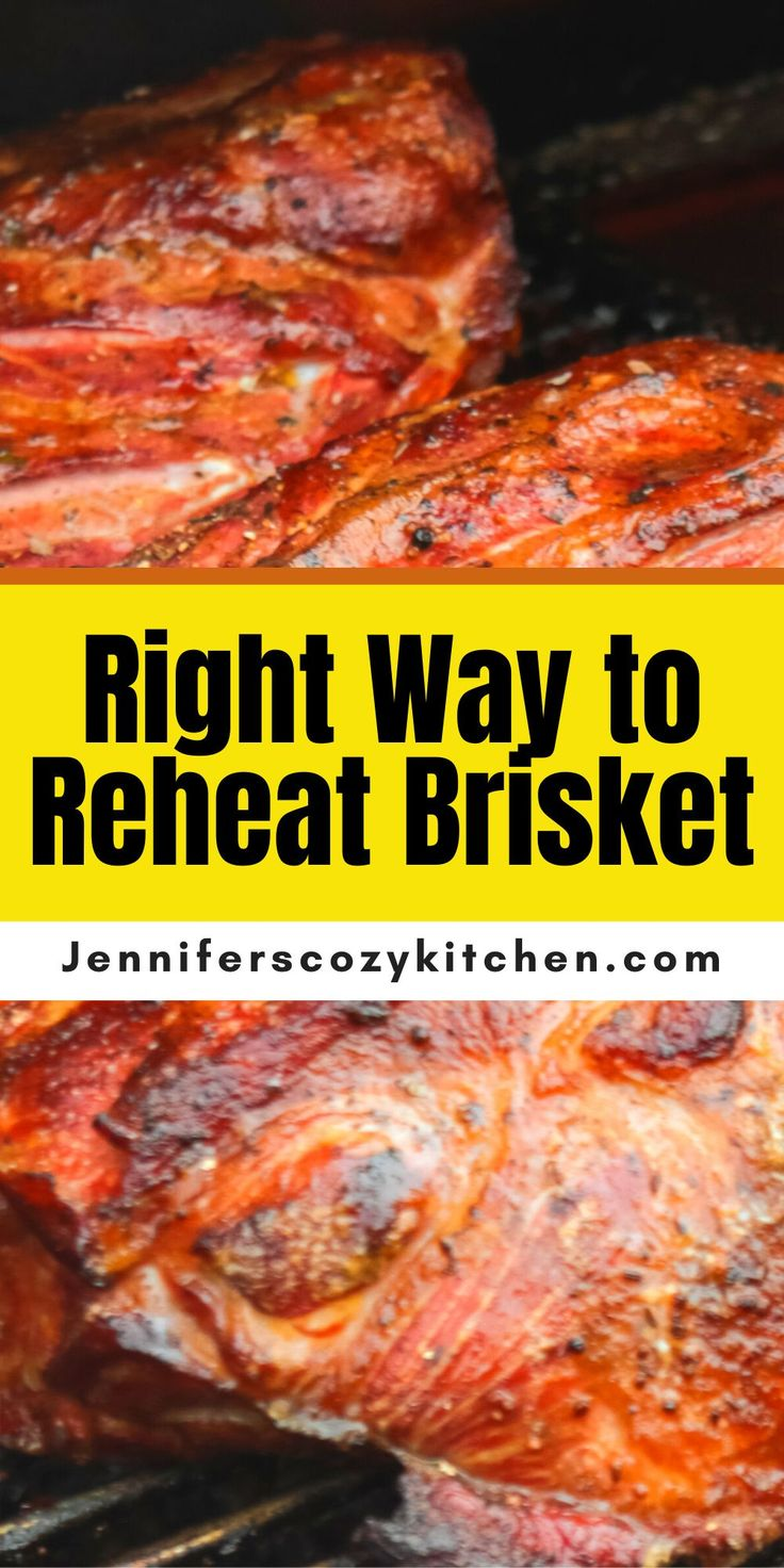 Right Way To Reheat Brisket In 2020 Best Beef Recipes Healthy Meat Recipes Beef Recipes Easy