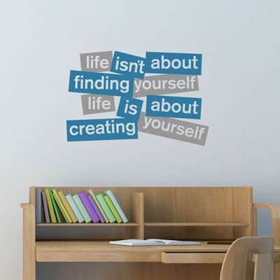 wall decals for craft rooms 46 best inspirationalquotes images on pinterest words thoughts