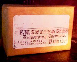 Buy your sweet lemony soap from Sweny's!