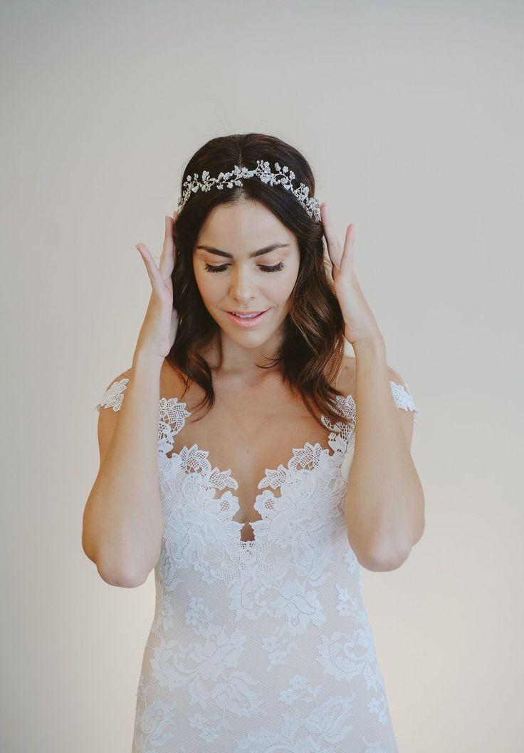 Maria Elena Headpieces - Wedding Clan