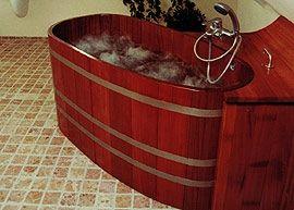 Нестандартные ванны : Ванная комната - декор, дизайн, интерьер, отделочные работы, внутренняя отделка, мебель :: e-decor.com.ua