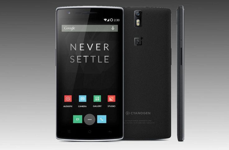 Nell'affollato mercato degli smartphone entra un nuovo produttore, OnePlus, con il suo smartphone One.