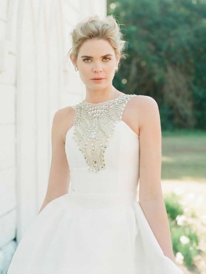 Feast your eyes on the newest collection from Kate McDonald Bridal: http://www.stylemepretty.com/2015/07/29/designer-spotlight-from-the-smp-look-book-6/