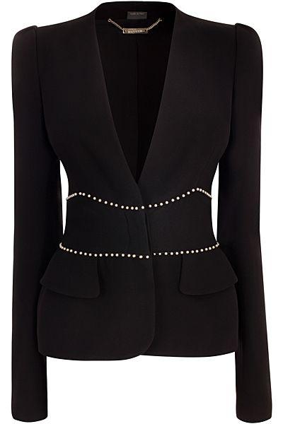Alexander McQueen - Womenswear - 2013 Fall-Winter